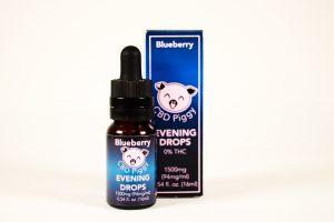 Blueberry CBD Broad Spectrum