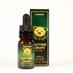 Lemon CBD Broad Spectrum