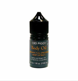 CBD Piggy Body Oil